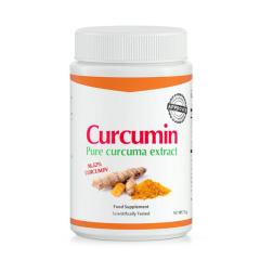 Curcumin - 100% reines Kurkuma Extrakt 75 g.