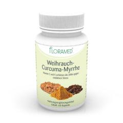 Floramed Weihrauch-Curcuma-Myrrhe. Jetzt bestellen!
