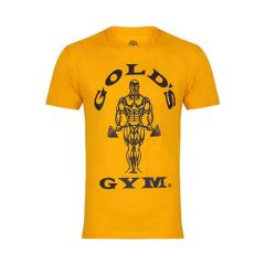 Gold's Gym Muscle Joe T-Shirt (Gold). Jetzt bestellen!