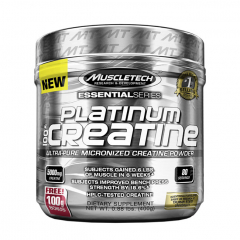 MuscleTech Platinum 100% Creatine. Jetzt bestellen!
