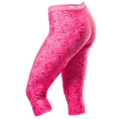 Damen 3/4 Leggings Vortex von MusclePharm Sportswear. Jetzt bestellen!