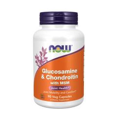 Glucosamine & Chondroitin mit MSM 90 Kapseln