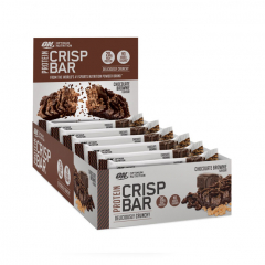 Optimum Protein Crisp Bar 10 x 65 g