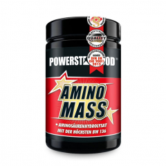Powerstar Amino Mass. Jetzt bestellen!