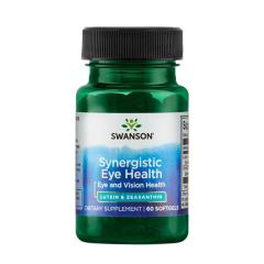 Synergistic Eye Health Lutein & Zeaxanthin 60 Softgels